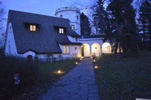 Gallen-Kallelan Museo marraskuussa 2014. Kuva: Gallen-Kallelan Museo