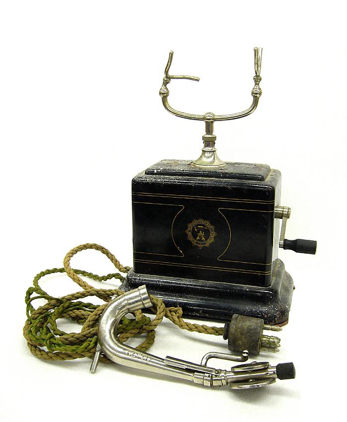 Akseli Gallen-Kallelan puhelin. Gallen-Kallelan Museo. Kuva: GKM / Jukka Paavola