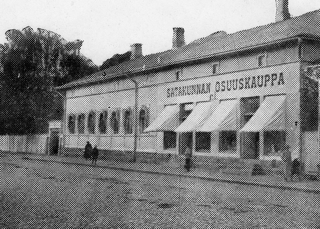 Akseli Gallen-Kallelan syntymäkoti Porissa