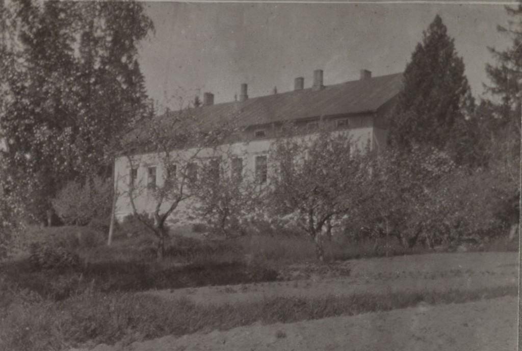 Akseli Gallen-Kalellan lapsuuden koti Jaatsi. Kuva: GKM
